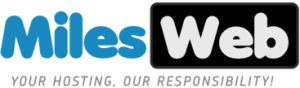 MilesWeb Coupon logo